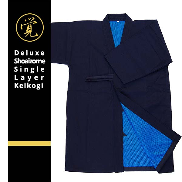 Shoaizome Single Layer Keikogi with TechDry Lining